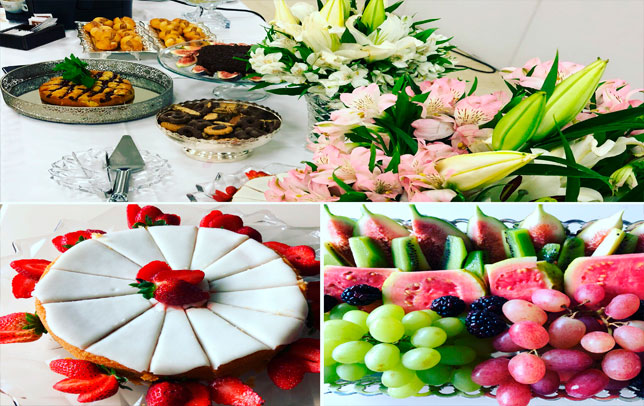Coffee Break Cigarini Buffet & Catering