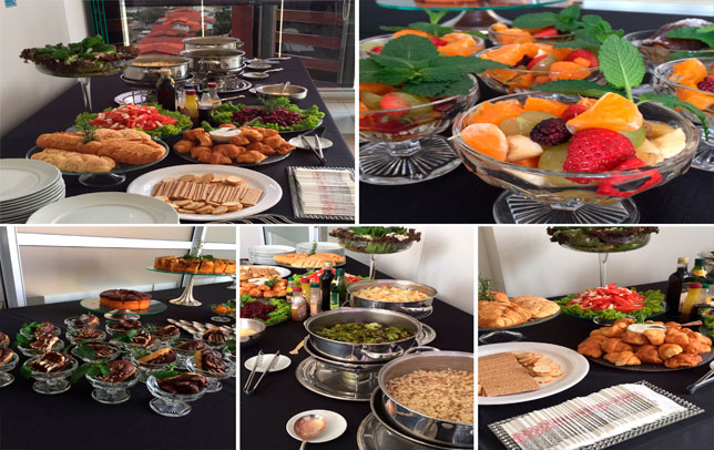 Almoços Cigarini Buffet & Catering